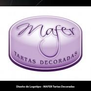 Mafer | Tartas Decoradas