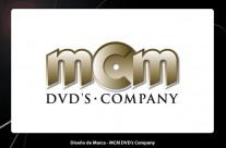 Diseño de Marca   MCM DVD's Company