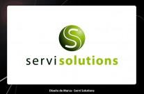Diseño de Marca   Servi Solutions
